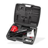 Druckluft Nagler / Druckluftnagler 50-90 mm 34 Grad mit Koffer