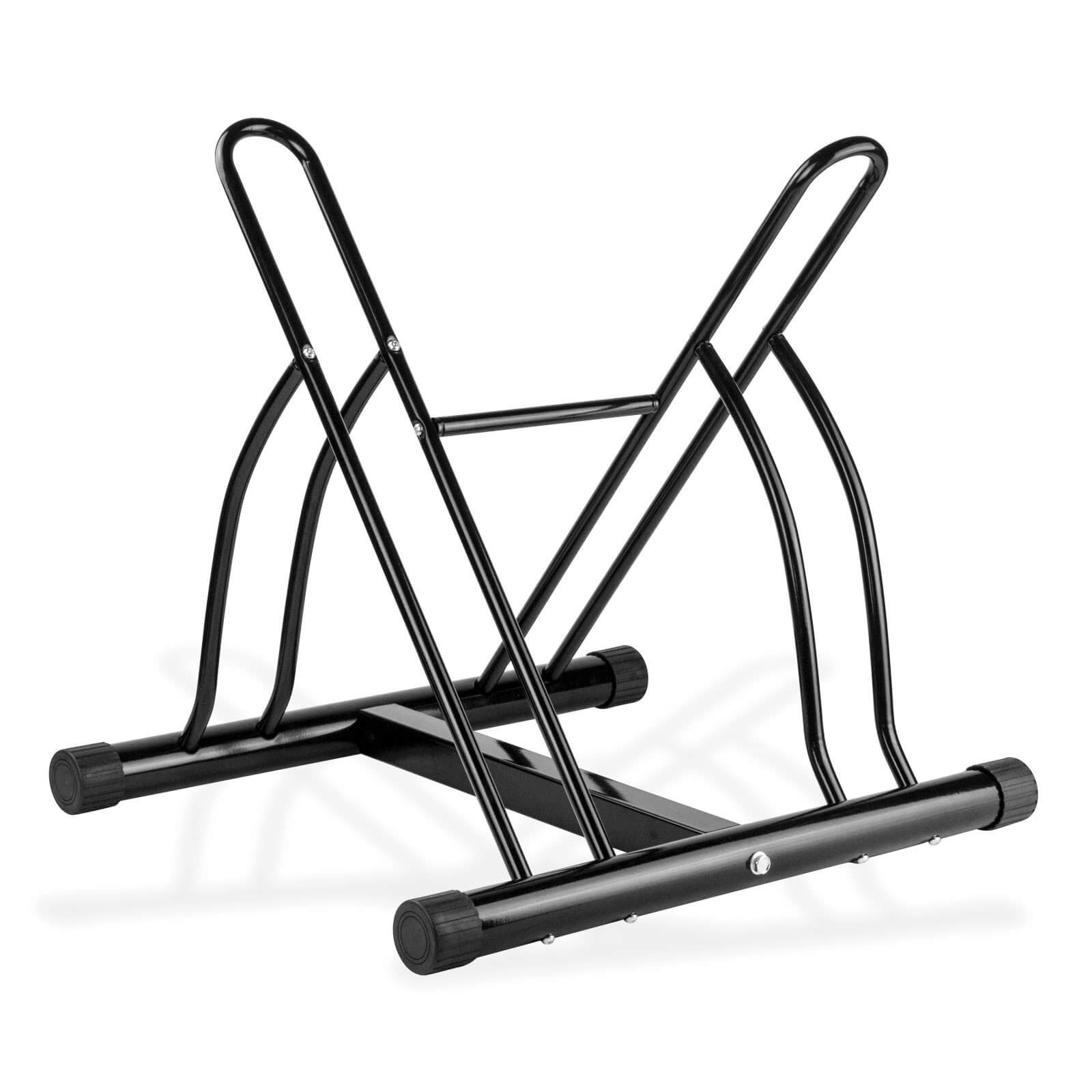 Fahrradständer / Fahrradhalter für 2 Fahrräder