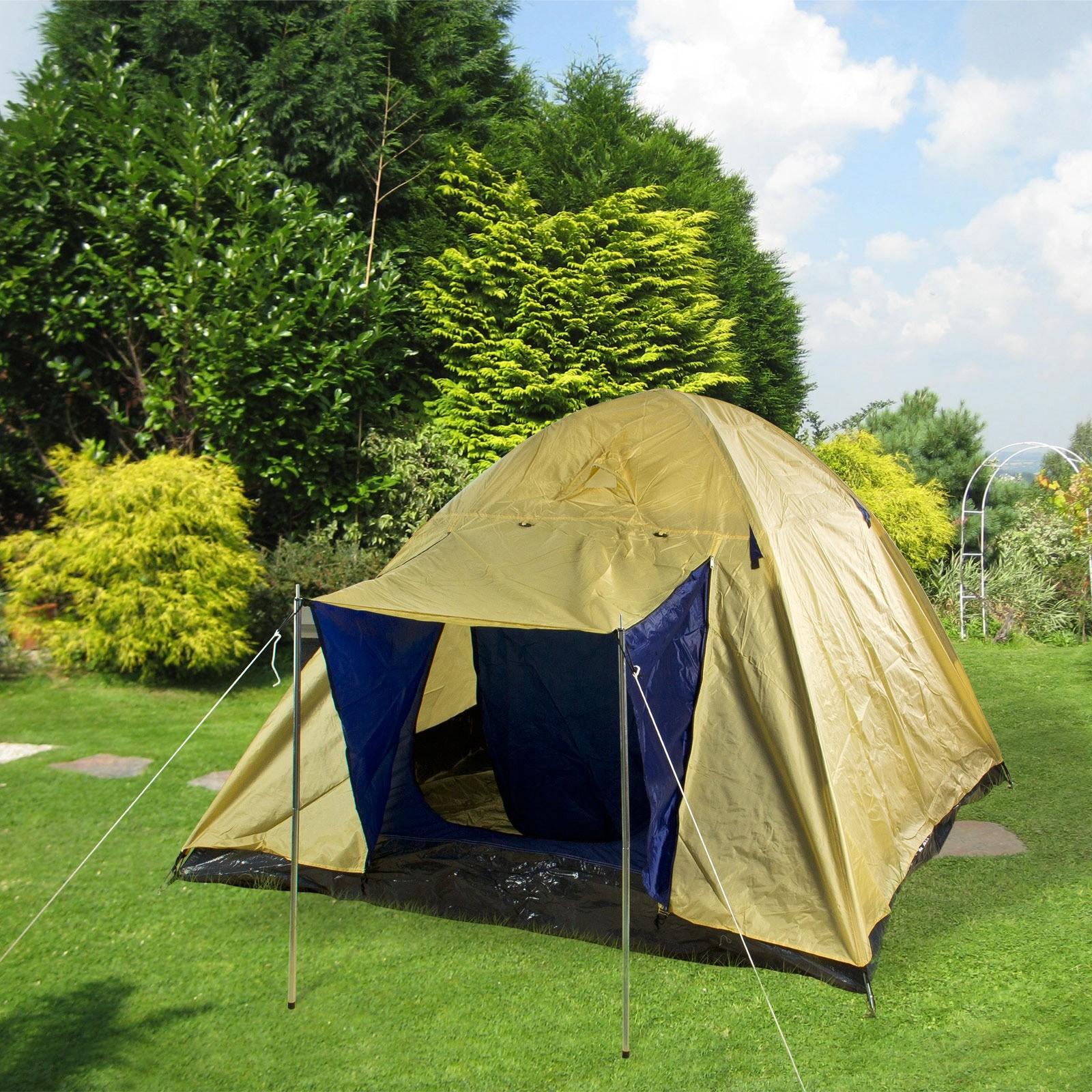 Dema Campingzelt / Zelt für 3 Personen »Iglu« 43230