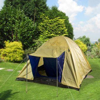 Campingzelt / Zelt für 3 Personen »Iglu«