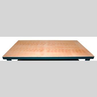 Werkbank / Werktisch 1 Türe, 2 Fachböden, 85x120x60cm – Bild $_i