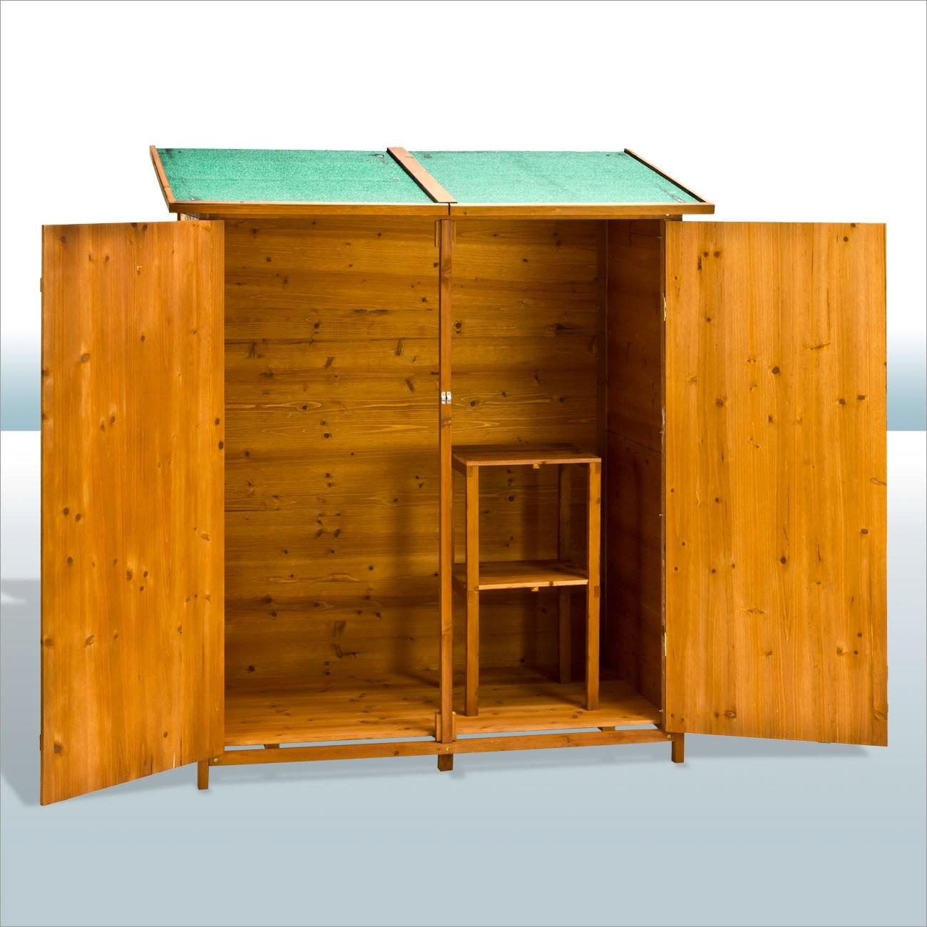holz ger tehaus ger teschuppen gs2. Black Bedroom Furniture Sets. Home Design Ideas