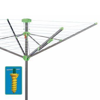 Juwel Wäschespinne / Wäschetrockner NOVAPLUS Evolution Lift
