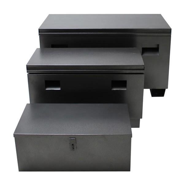 Dema Metallkiste / Werkzeugkiste / Box Set 3tlg 40594