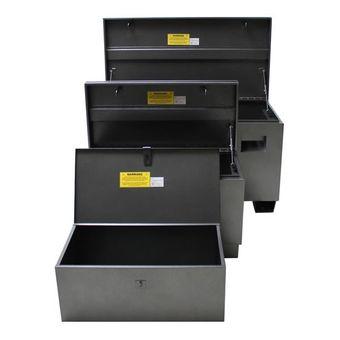 Metallkiste / Werkzeugkiste / Box Set 3tlg – Bild $_i