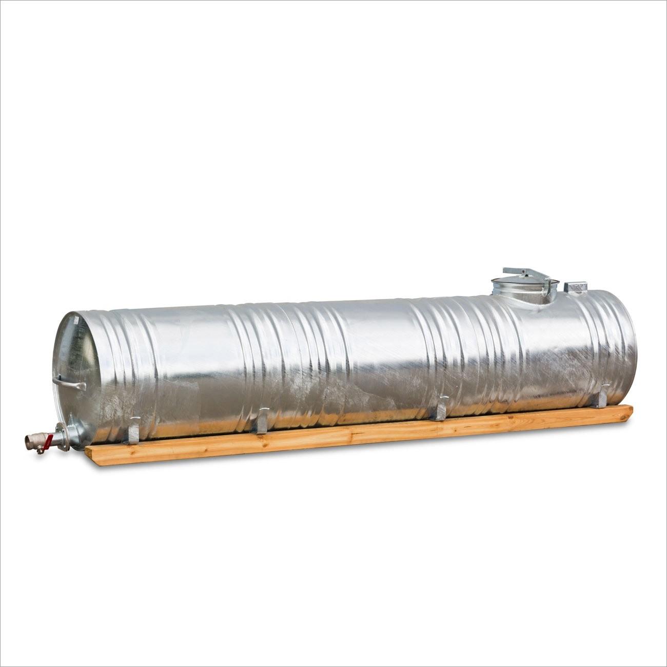 Dema Wasserfass / Wassertank Stahl Feuerverzinkt 1000 Liter 52067