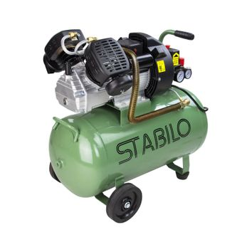 Druckluft Pressluft Kompressor 2,2kW max 8bar Kolbenkompressor 400/8/50 230V – Bild $_i