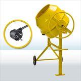 Betonmischer / Zementmischer CM 160L - 550 Watt