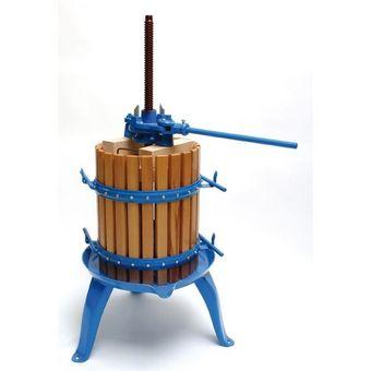 Obstpresse / Beerenpresse BP 45 Liter mit Holzkorb – Bild $_i
