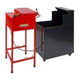 Kartonschredder Papierschredder / Füllmaterial Shredder 400 V