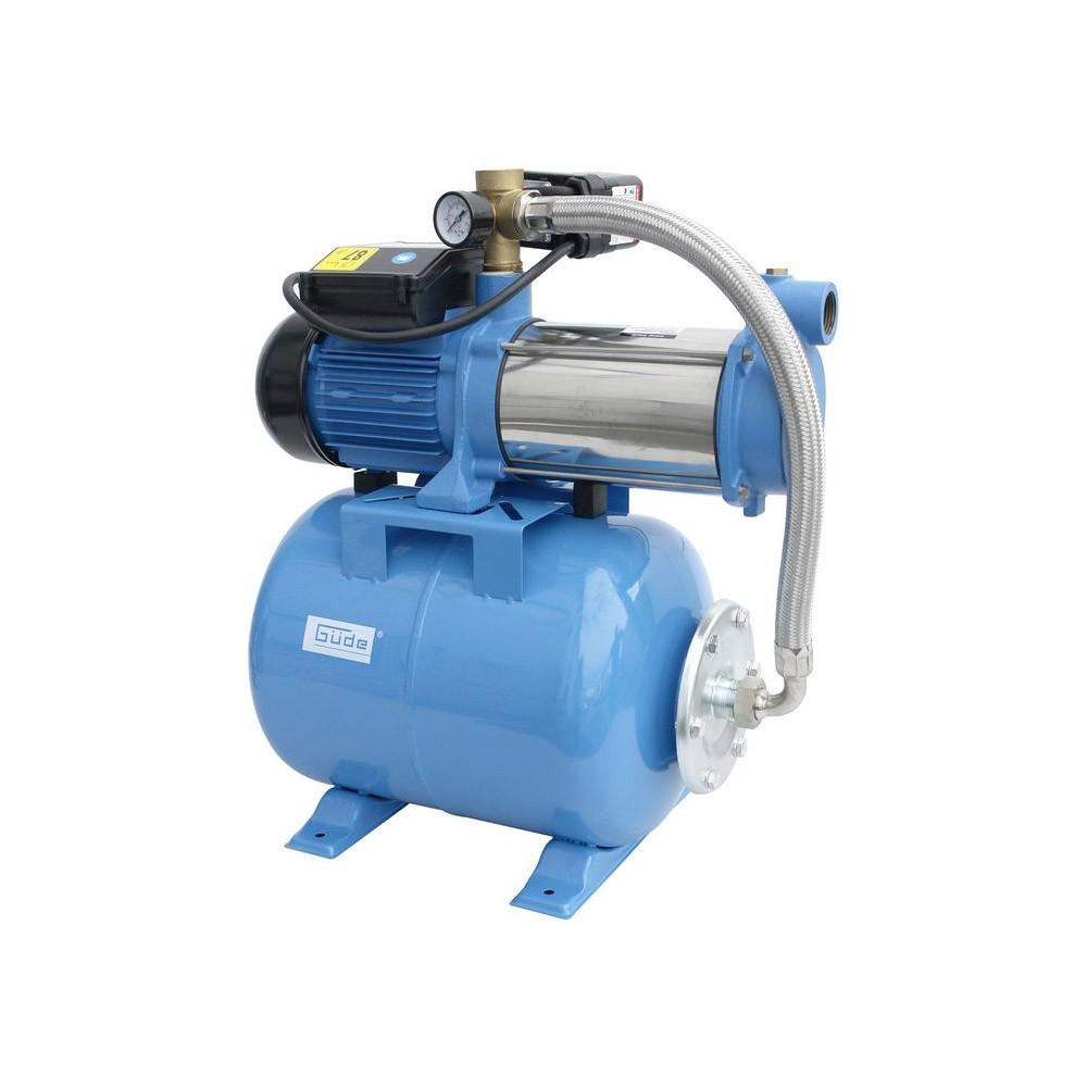 Güde Hauswasserwerk MP 120/5A 24 LT mit 24l Druckkessel 94191