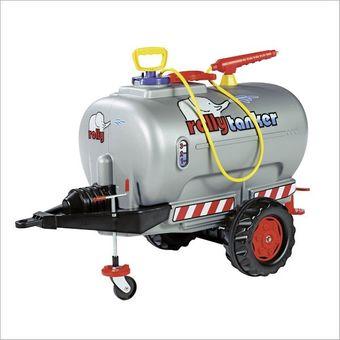 Rolly Toys Tanker mit Pumpe und Spritze für Trettraktor Tretbulldog