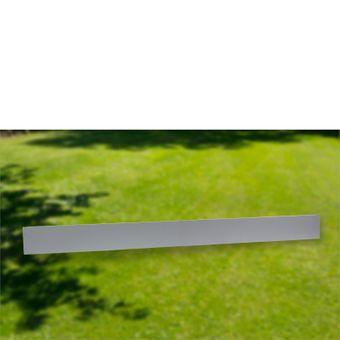 Rasenkante Metall 118x13 cm unverzinkt – Bild $_i
