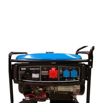Güde Stromerzeuger / Notstromaggregat GSE 6700 – Bild $_i