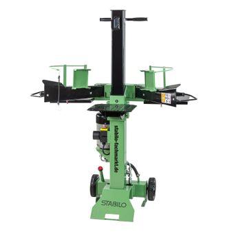 Hydraulik Holzspalter Brennholzspalter Kaminholzspalter 6t 230V mit Spaltkeil