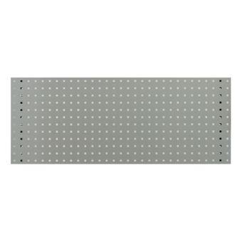ADB Werkzeugwand Lochwand 1177 x 456 mm lichtgrau Lochplatte Werkzeughalter – Bild $_i