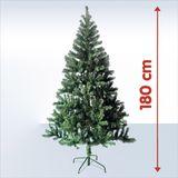 Kunstbaum / Weihnachtsbaum / Christbaum Exclusiv 180cm m. Ständer
