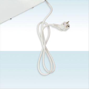 Elektroheizer / Flachheizkörper elektrisch 1000W mit LED – Bild $_i