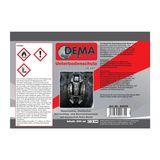Unterbodenschutz schwarz 400 ml 3-er SET Spraydose