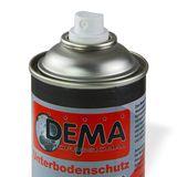 Unterbodenschutz schwarz 400 ml 6-er SET Spraydose