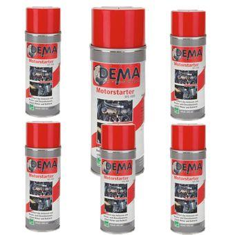Auto Kontaktspray / Starthilfespray PRO 400 ml 6-er SET Starthilfe – Bild $_i