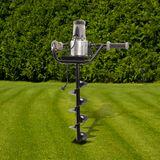 Elektro Erdbohrer 1200 Watt + 150 mm Bohrer