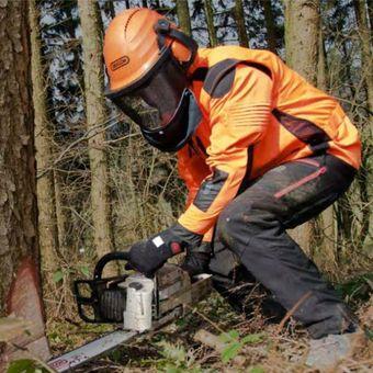 KWF FPA Oregon Forsthelm / Forst Schutzhelm WAIPOUA 53-62 cm – Bild $_i