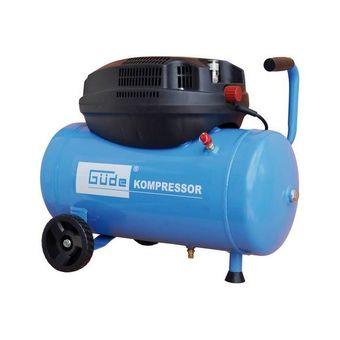 Güde Kompressor / Kolbenkompressor 225/08/24 ölfrei – Bild $_i