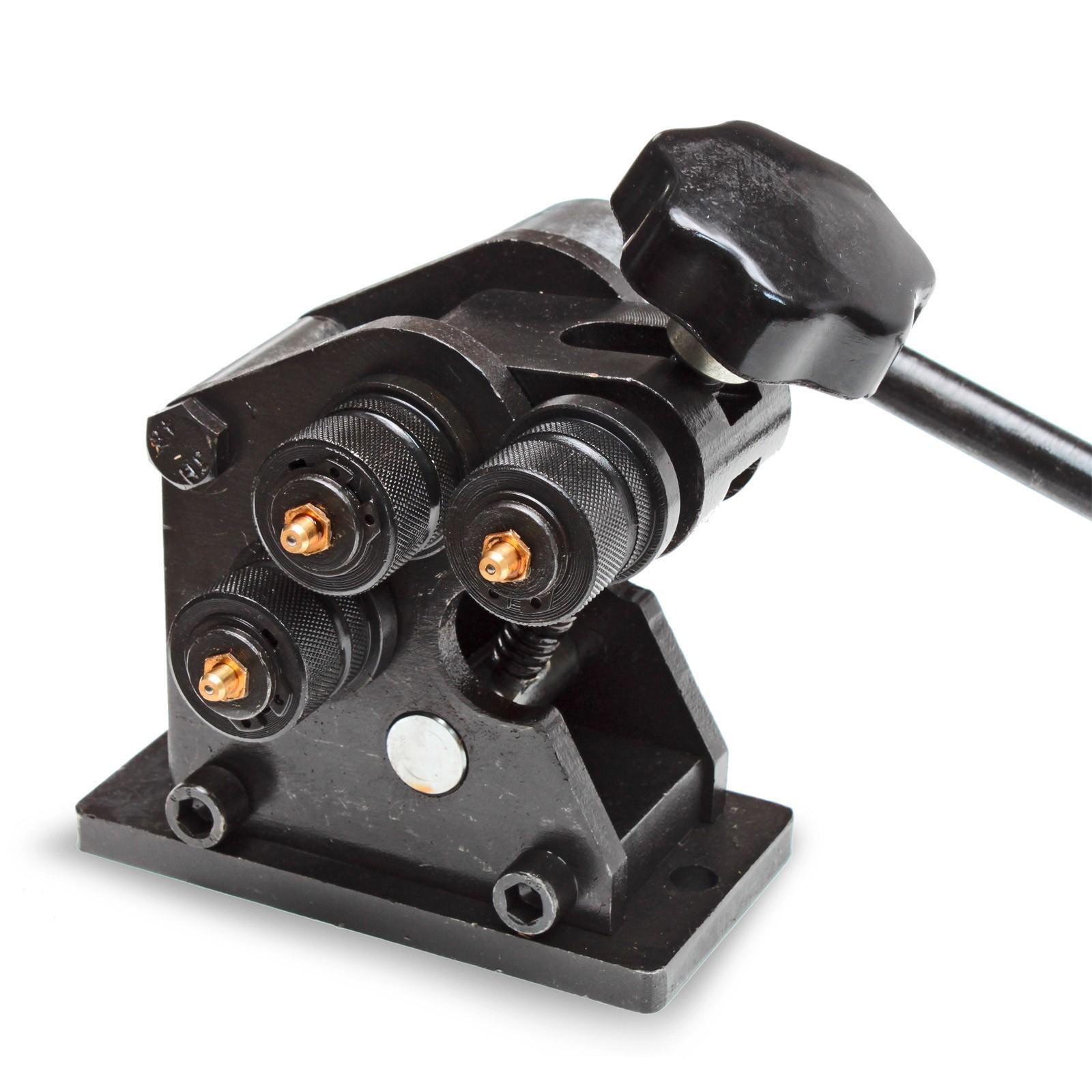 rollenbiegemaschine biegemaschine 5 7 mm. Black Bedroom Furniture Sets. Home Design Ideas