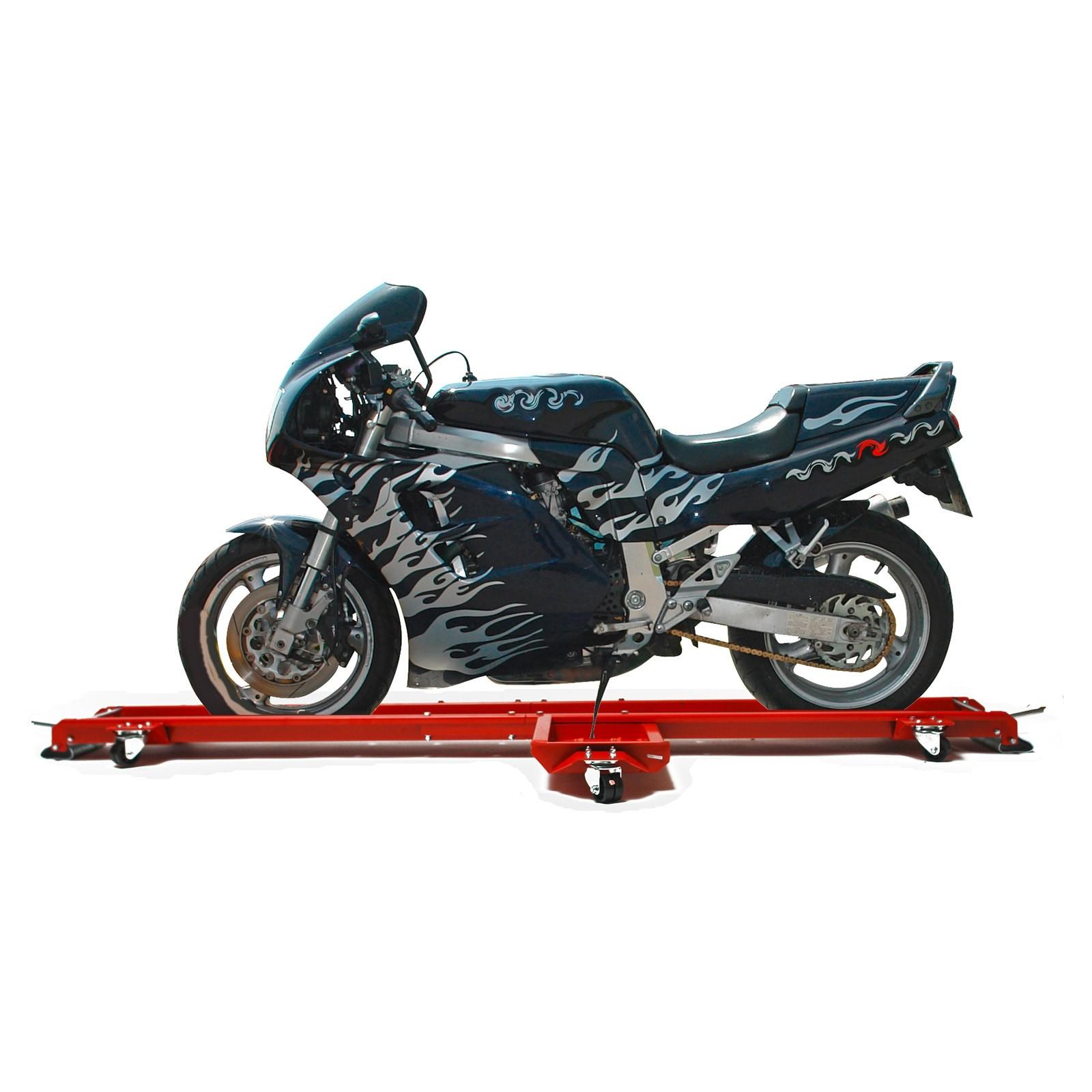 motorrad rangierhilfe rollwagen 567 kg. Black Bedroom Furniture Sets. Home Design Ideas