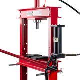Werkstattpresse 12 Tonnen manuell / Pedal  WP12HMF Hydraulikpresse