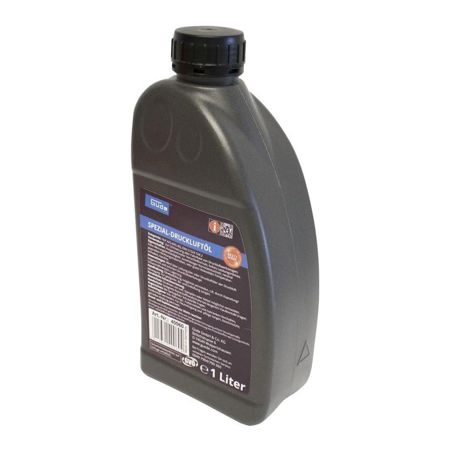 Güde Druckluft-Spezialnebelöl 1 Ltr Nebelöl Druckluftöl 40060