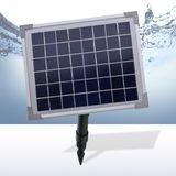 Solar - Springbrunnenpumpe SP 500 für Gartenteich oder Zierbrunnen