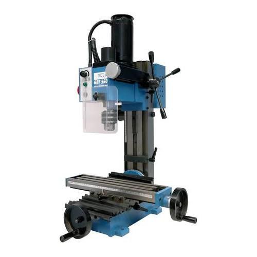 Güde Mini Fräsmaschine und Bohrmaschine - Kombination GBF 550 48140