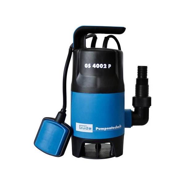 Güde GS 4002 P Schmutzwassertauchpumpe 7500l/h Schmutzwasserpumpe Tauchpumpe 94630