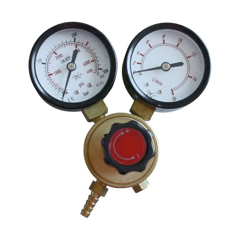 Schweißgerät Druckregler CO2 Argon GDR 2 Güde