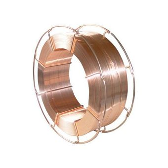 Güde Schutzgas Schweißdraht - Stahldraht verkupfert 1.0 mm / 15 kg – Bild $_i