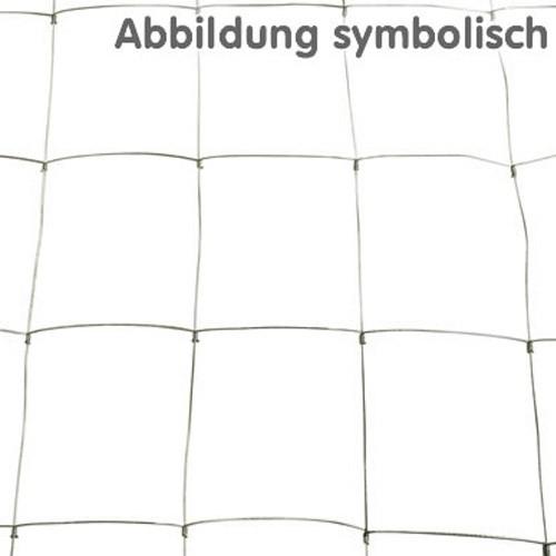 Dema Knotengeflecht Zaun / Wildzaun verzinkt 50m x 150cm 31203