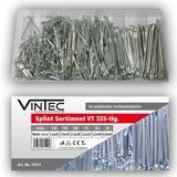 Vintec Splint Sicherungssplint Sortiment 555-tlg 1.6 - 4mm Setbox