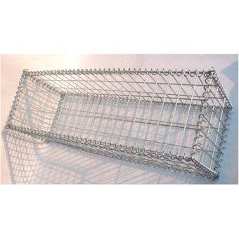 Gabione Quader 100x30x30 cm