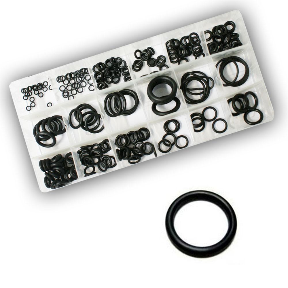 Vintec O-Ringe Dichtungsringe Sortiment 225-tlg 3-22 mm 74529