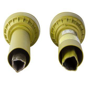Gelenkwelle / Zapfwelle 80 - 103 cm für Traktoren bis max. 47 PS – Bild $_i