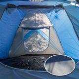 Campingzelt / Zelt For-Four für 4 Personen 410x240x165 cm