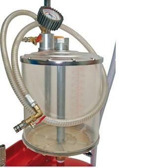 Druckluft Ölabsauggerät / Ölauffanggerät 68 Liter – Bild $_i