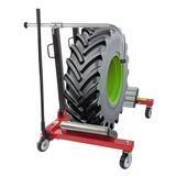 Reifenwechselhilfe / Reifenmontierhilfe 1200 kg LKW Traktor