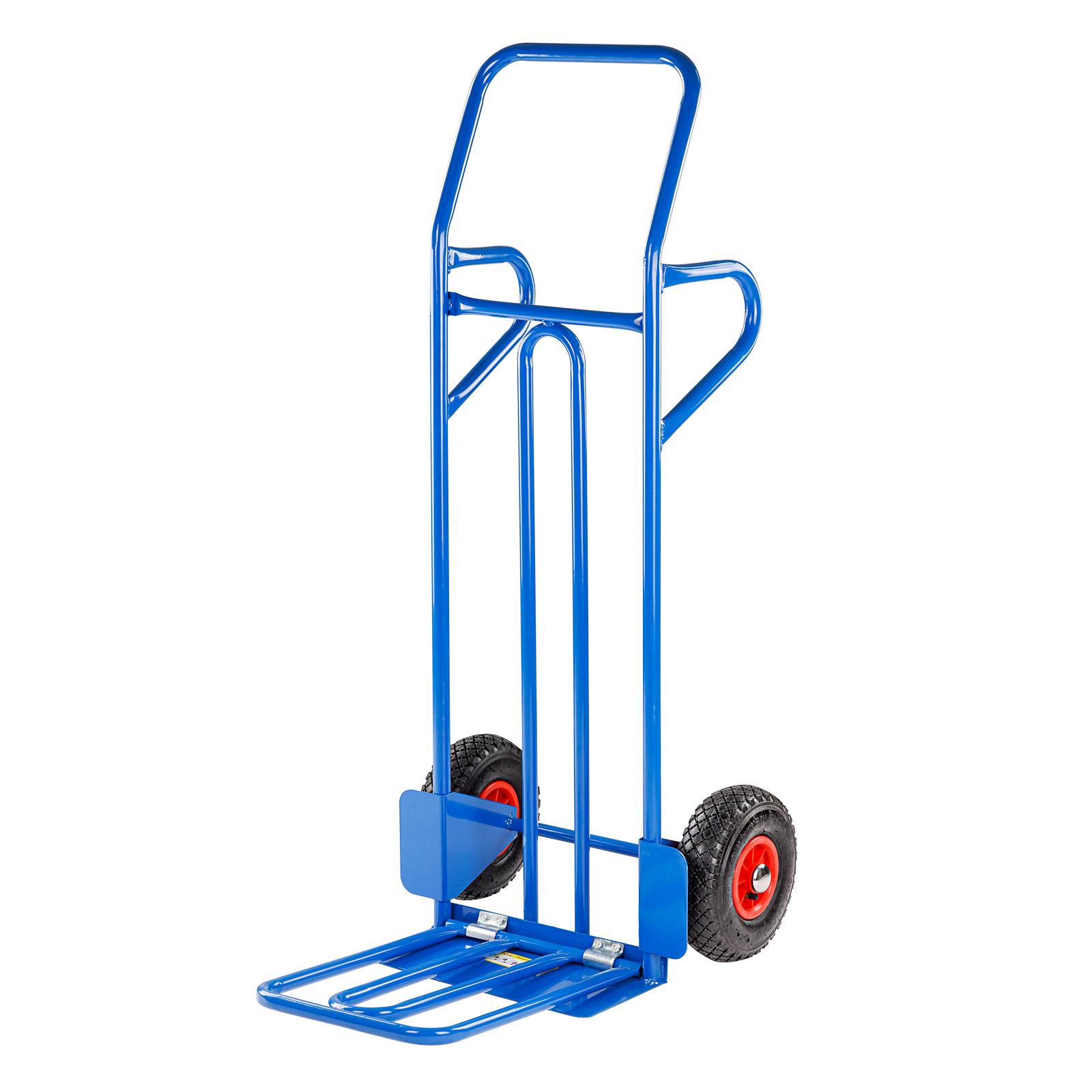 Dema PROFI Sackkarre Transportkarre Stapelkarre Karre bis 150 kg Luftbereifung 20021