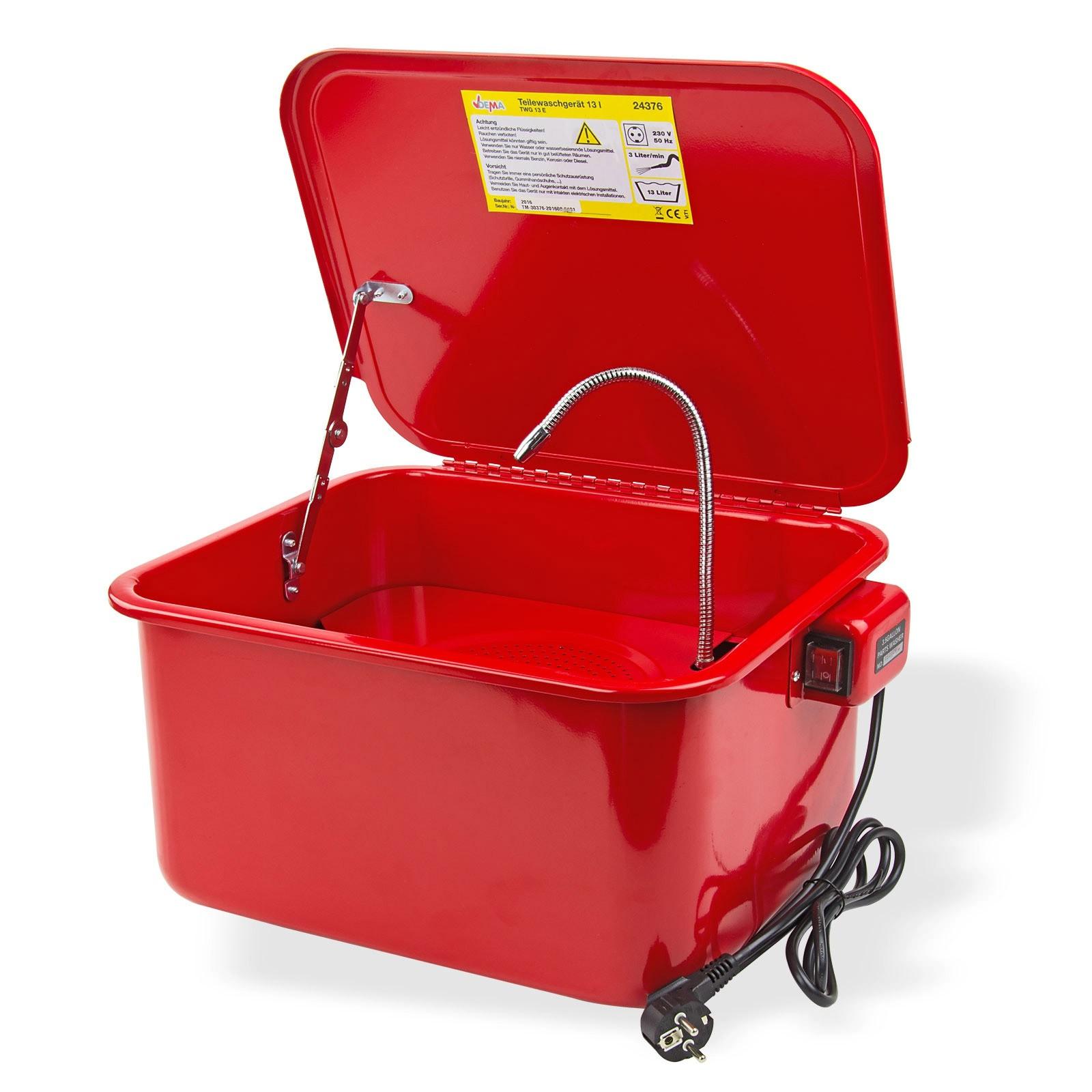 Werkstatt Teilewaschgerät 13L Teilereiniger, Teilereinigungsgerät | STABILO  ...mehr als nur Baumarkt!