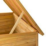 Entenhaus / Entenhütte aus Holz