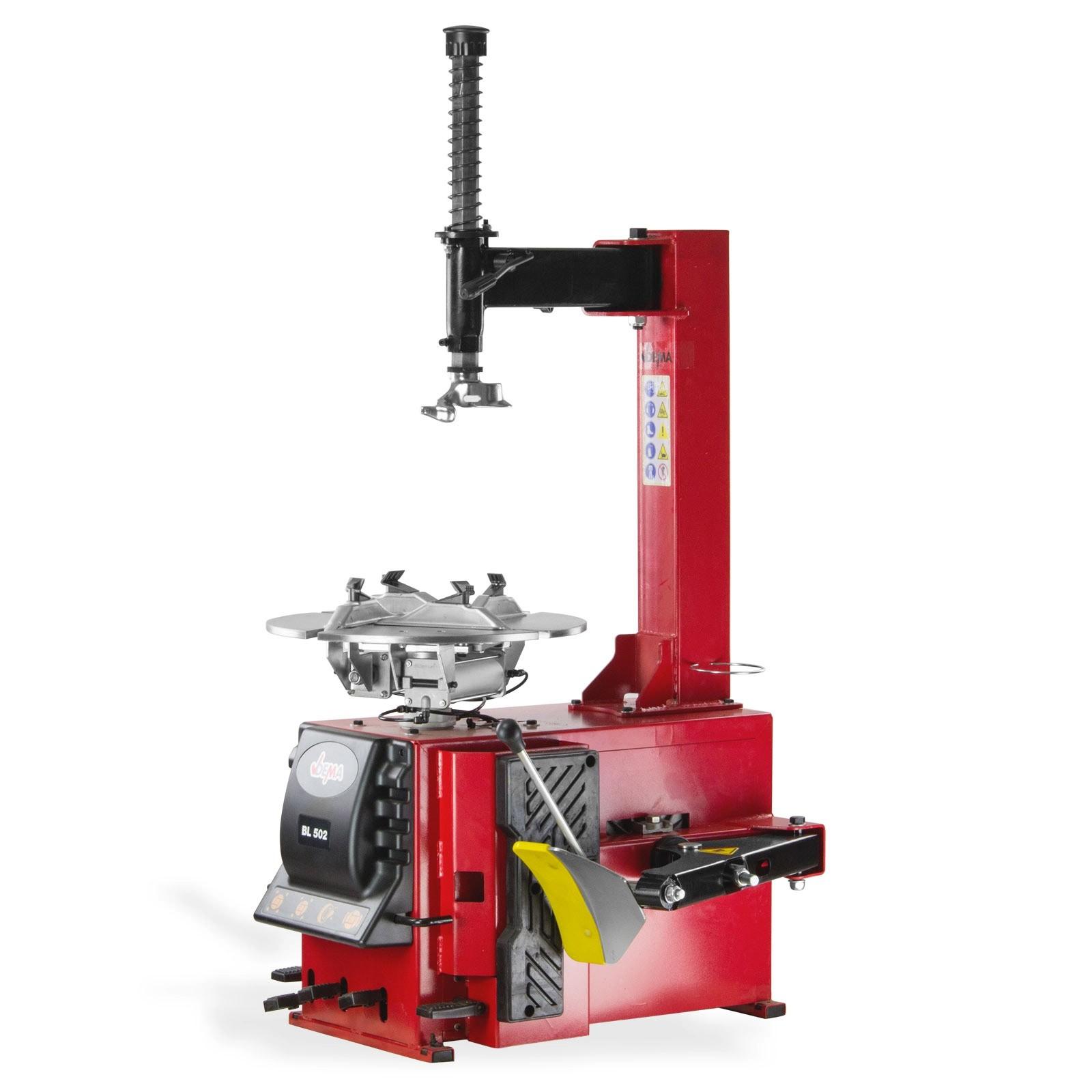 Dema Profi Reifenmontiermaschine / Reifenmontiergerät BL 502 18021