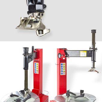 Profi Reifenmontiermaschine / Reifenmontiergerät BL 502 – Bild $_i